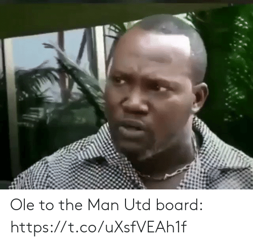 ole: Ole to the Man Utd board: https://t.co/uXsfVEAh1f
