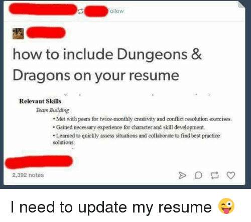 25  best memes about dungeons  u0026 dragons