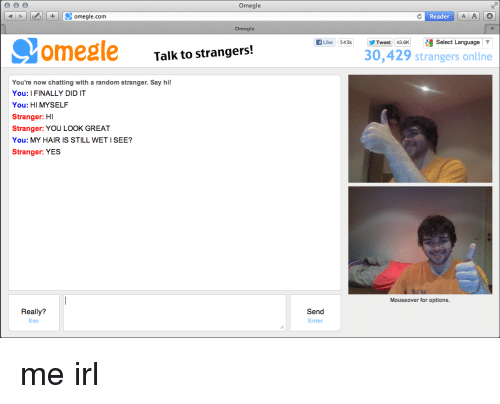 dirty omegle girls