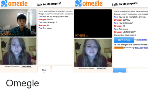 adult meet and fuck omegle chat