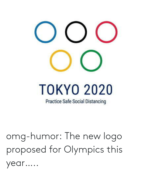 this year: omg-humor:  The new logo proposed for Olympics this year…..