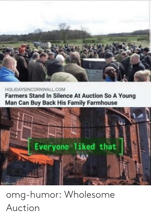 auction: omg-humor:  Wholesome Auction