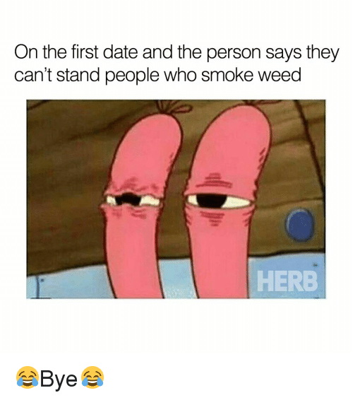 Dating someone who smokes weed everyday