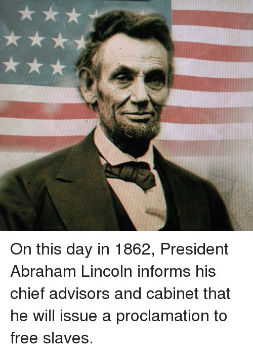 president abraham lincoln and his great effect on slavery President abraham lincoln has been revered as one of the greatest presidents in the history of the united states he is known for his great effect on slavery and served his terms during the civil war in a time of great controversy.