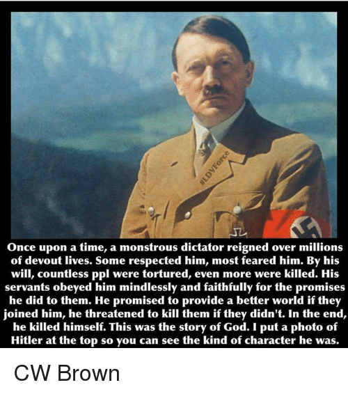 """in what ways did hitler improve It was the fact that hitler's party was successful in creating such effective  how it  feels to be portrayed as something less than human, worthless, better off dead""""."""