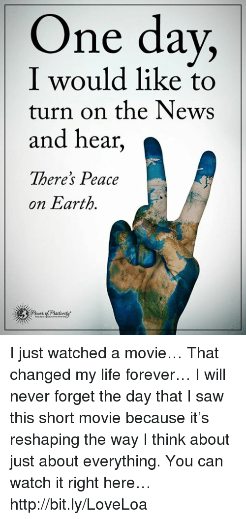 Peace One Day Quotes: 25+ Best Memes About Peace On Earth