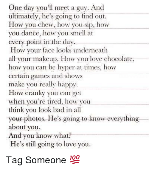 Understand this how can you make a man love you