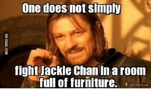 Bruce Lee And Jackie Chan Might Have Been Friends But Most People