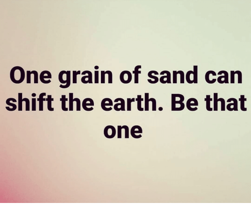 Grains Of Sand Coming Out Of Skin
