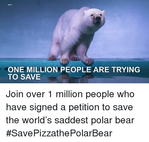 ONE MILLION PEOPLE ARE TRYING TO SAVE Join Over 1 Million ...