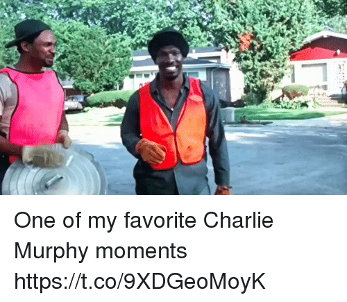 Blackpeopletwitter, Charlie, and Charlie Murphy: One of my favorite Charlie Murphy moments https://t.co/9XDGeoMoyK
