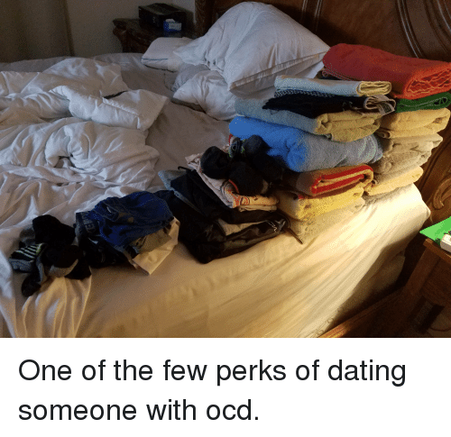 dating someone with ocd