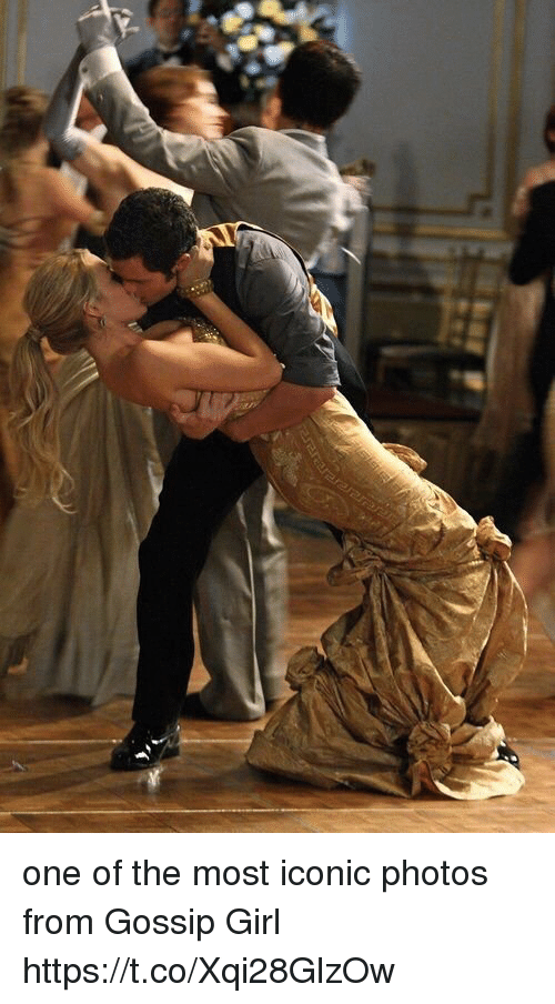 Memes, Girl, and Gossip Girl: one of the most iconic photos from Gossip Girl https://t.co/Xqi28GlzOw