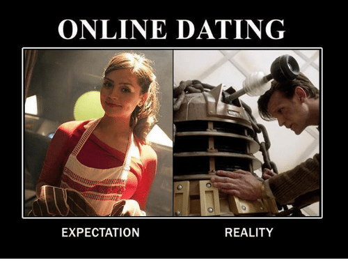 harsh reality online dating