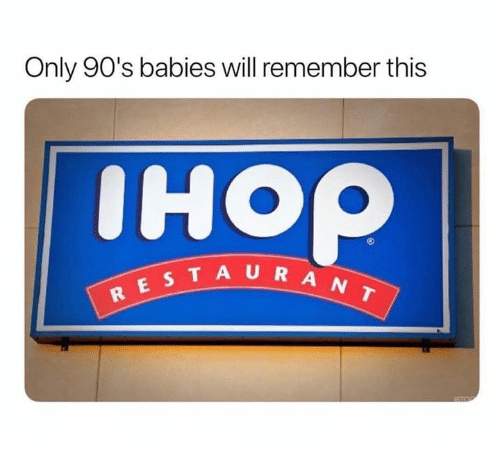 Funny, 90's, and Will: Only 90's babies will remember this  ESTA UR  S TAURA  N T