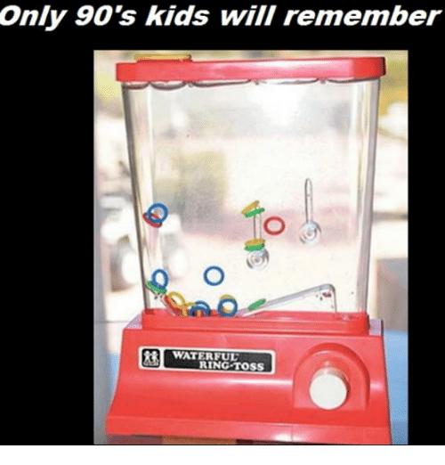 ring toss: Only 90's kids will remember  WATERFULG  RING TOSS
