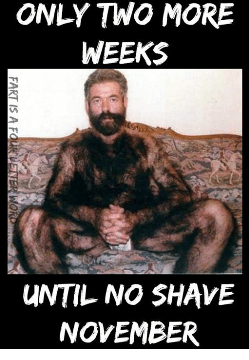 Funny Memes For November : Funny no shave november memes of on sizzle