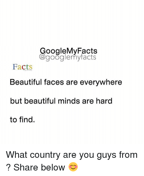 beautiful facts and google ooglemy facts google my facts facts beautiful faces are