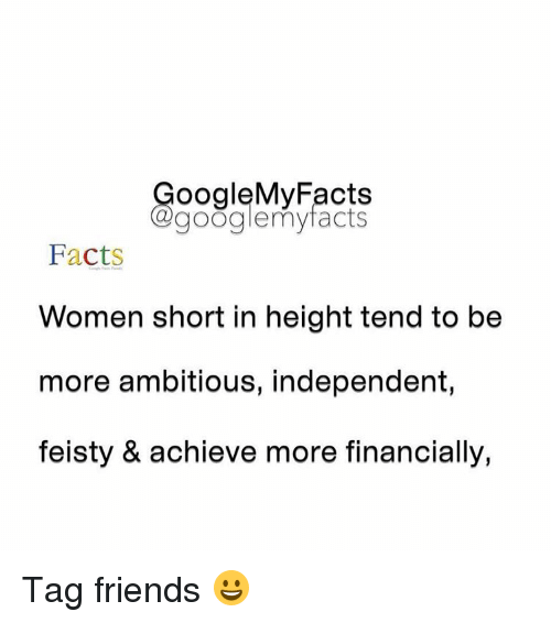 facts about short girls