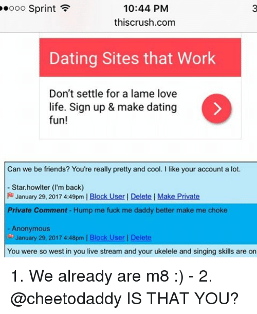 Free dating sites that work