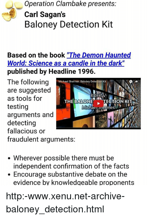 a review of sagans book a demon haunted world science as a candle in the dark Book reviews children's fiction  the demon-haunted world: science as a candle in the dark by   get weekly book recommendations:.
