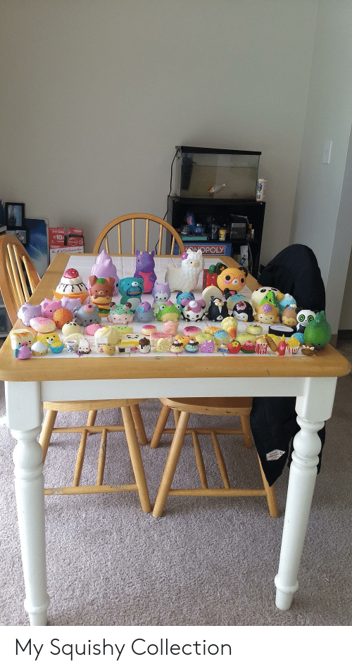 My Squishy: OPOLY My Squishy Collection