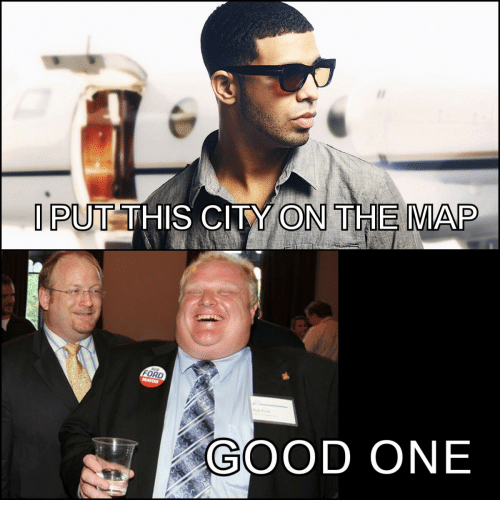 Ford: OPUT THIS CITY ON THE MAP  le  FORD  GOOD ONE