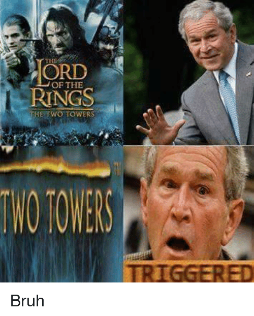 SIZZLE: ORD  OF THE  RINGS  THE,TWO TOWERS  TWO TOWERS Bruh