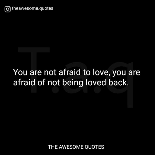 quotes about not being loved - photo #16
