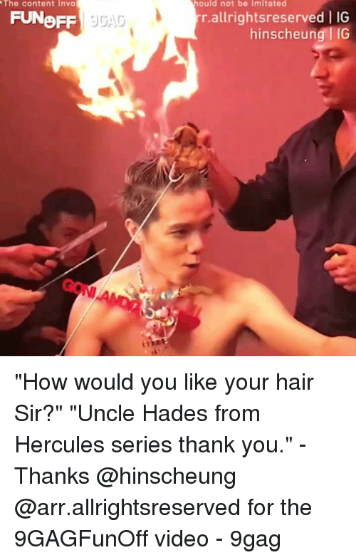 """9gag, Memes, and Thank You: ould not be Imitated  The content Invo  FUNoFF  r.allrightsreserved 
