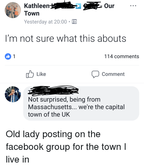 The Town I Live In