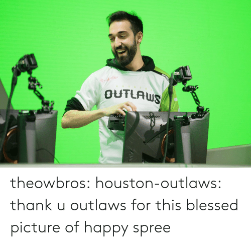 outlaws: OUTLA theowbros: houston-outlaws: thank u outlaws for this blessed picture of happy spree