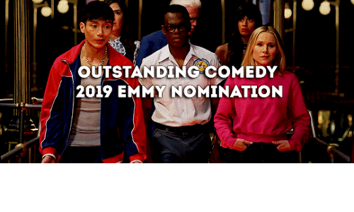 emmy: OUTSTANDING COMEDY  2019 EMMY NOMINATION