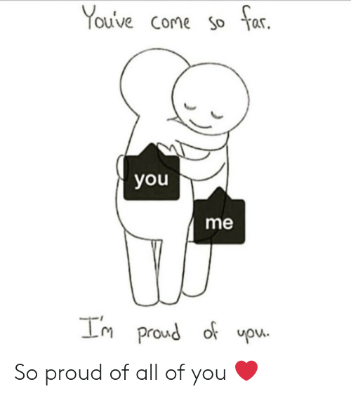 tar: ouve Corme So Tar.  you  me So proud of all of you ❤