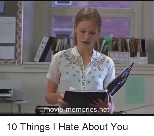 deception in 10 things i hate about you Buy deception: read 108 movies & tv reviews - amazoncom interesting finds it was not a career breaker since he had already done bigger and better things and went on to do bigger and better things hate his character love this movie published 6 months ago oj.