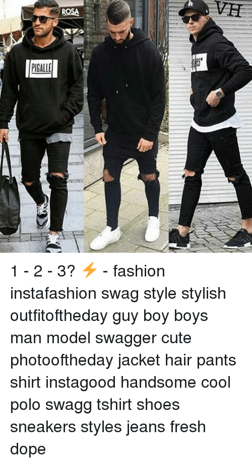 Galles: P-GALLE 1 - 2 - 3? ⚡️ - fashion instafashion swag style stylish outfitoftheday guy boy boys man model swagger cute photooftheday jacket hair pants shirt instagood handsome cool polo swagg tshirt shoes sneakers styles jeans fresh dope