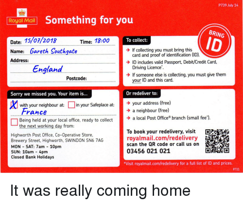 25+ Best Memes About Royal Mail