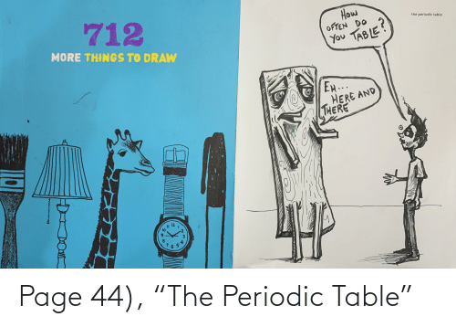 "periodic table: Page 44), ""The Periodic Table"""