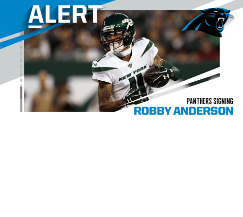 anderson: Panthers sign WR Robby Anderson to two-year, $20M deal. (via @RapSheet) https://t.co/pMfxTVPeZ8