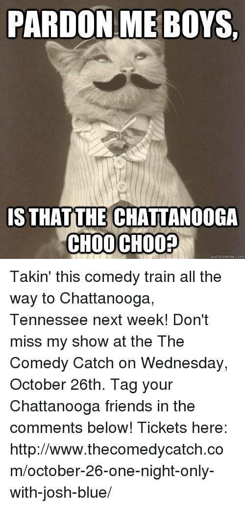 Comedy catch chattanooga coupons