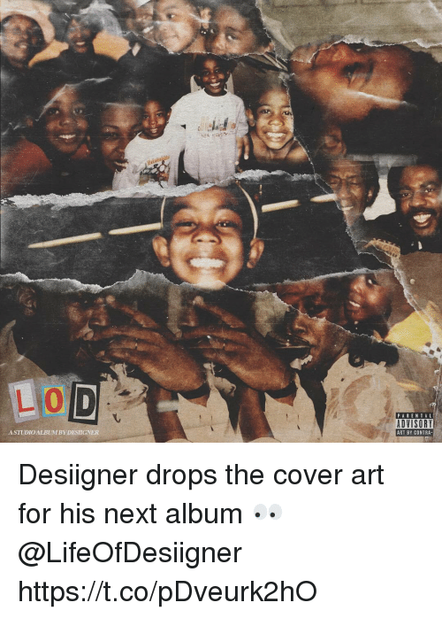 Memes, Parental Advisory, and Desiigner: PARENTAL  ADVISORY  ART BY CONTRA  ASTUDIOALBUMBY DESIGNER Desiigner drops the cover art for his next album 👀 @LifeOfDesiigner https://t.co/pDveurk2hO