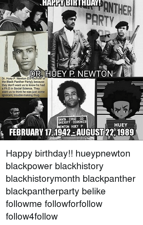 a biography of huey p newton a black panther partys co founder In this photograph taken on august 5, 1970, huey p newton, co-founder of the black panther party, addresses a roaring crowd of 10,000 supporters in front of the.