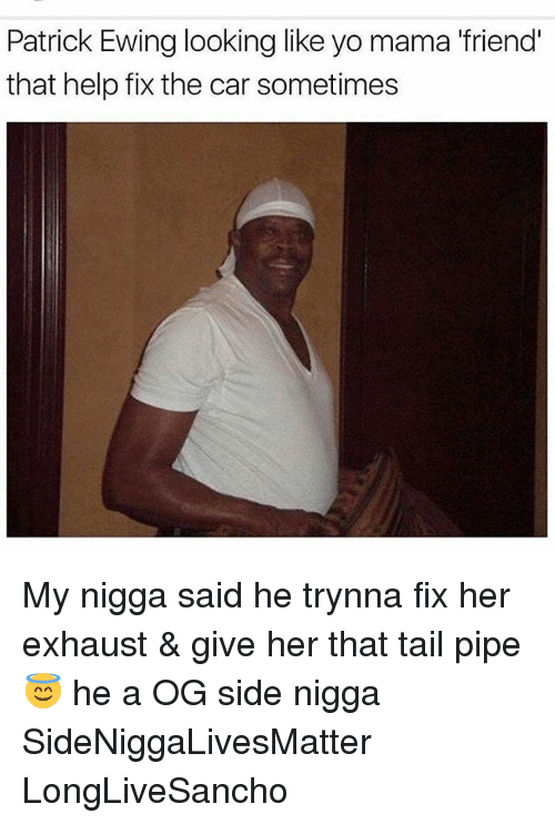Side nigga destroyed her tight little pussy and nutted all over her face