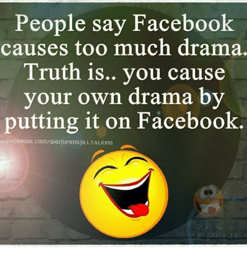 Too Much Drama