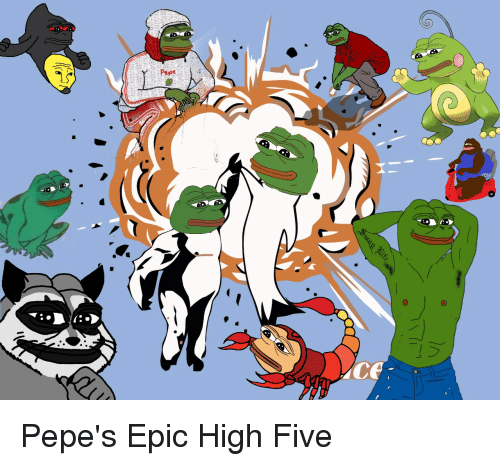 Funny Pepe the Frog Me...