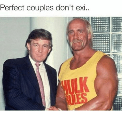 Memes, 🤖, and Coupling: Perfect couples don't exi.  UK