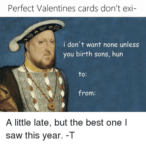 25 Best Memes About Valentines Cards – Late Valentine Cards