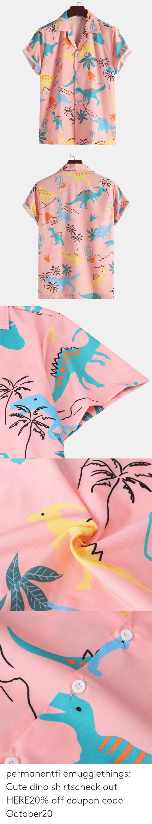 font: * permanentfilemugglethings:  Cute dino shirtscheck out HERE20% off coupon code:October20