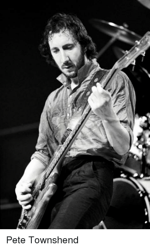 Pete Townshend The Best Of Pete Townshend