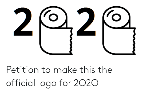 logo: Petition to make this the official logo for 2O2O